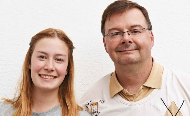 Lena Joosten und Frank Joosten