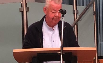 Knut Werner Haushaltsrede
